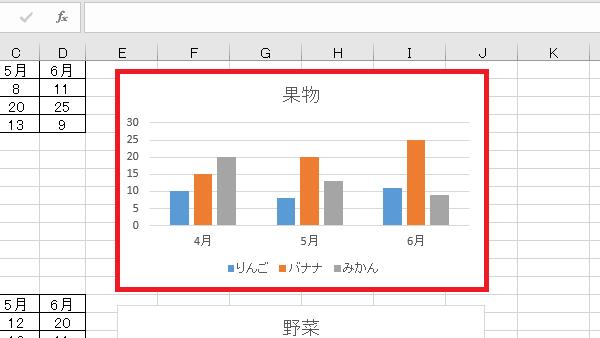 VBAグラフ枠太さ